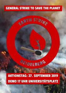 Earth Strike 27. Sept. 2019